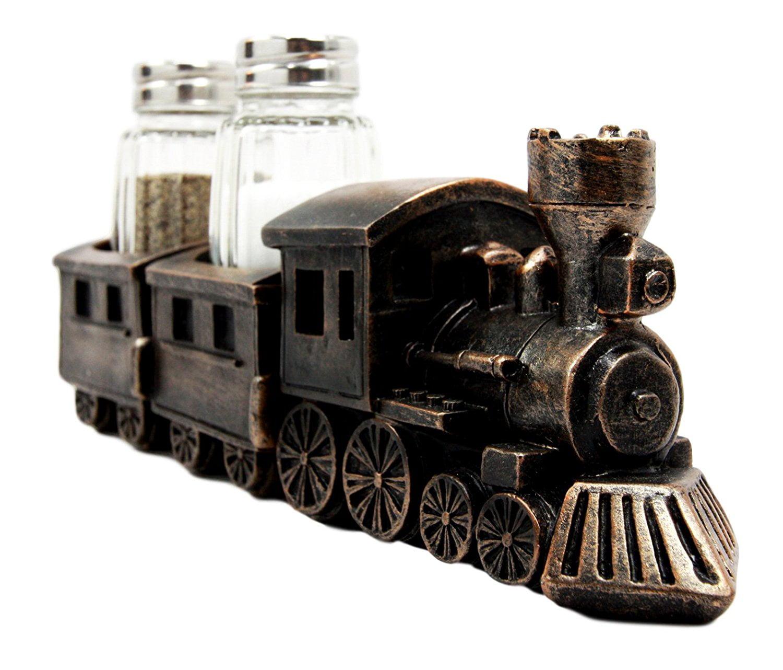Train Salt and pepper