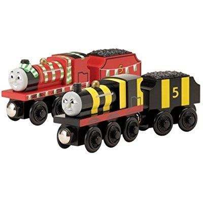 Thomas Friends Wooden Railway Adventures Of James