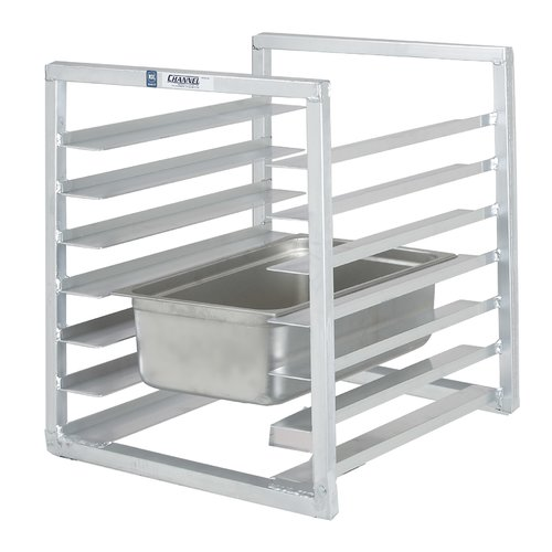 Channel Manufacturing Reach In Bun Pan / Steamtable Pan Rack