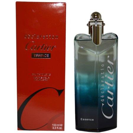 Cartier Declaration Essence EDT Spray, 3.4 oz
