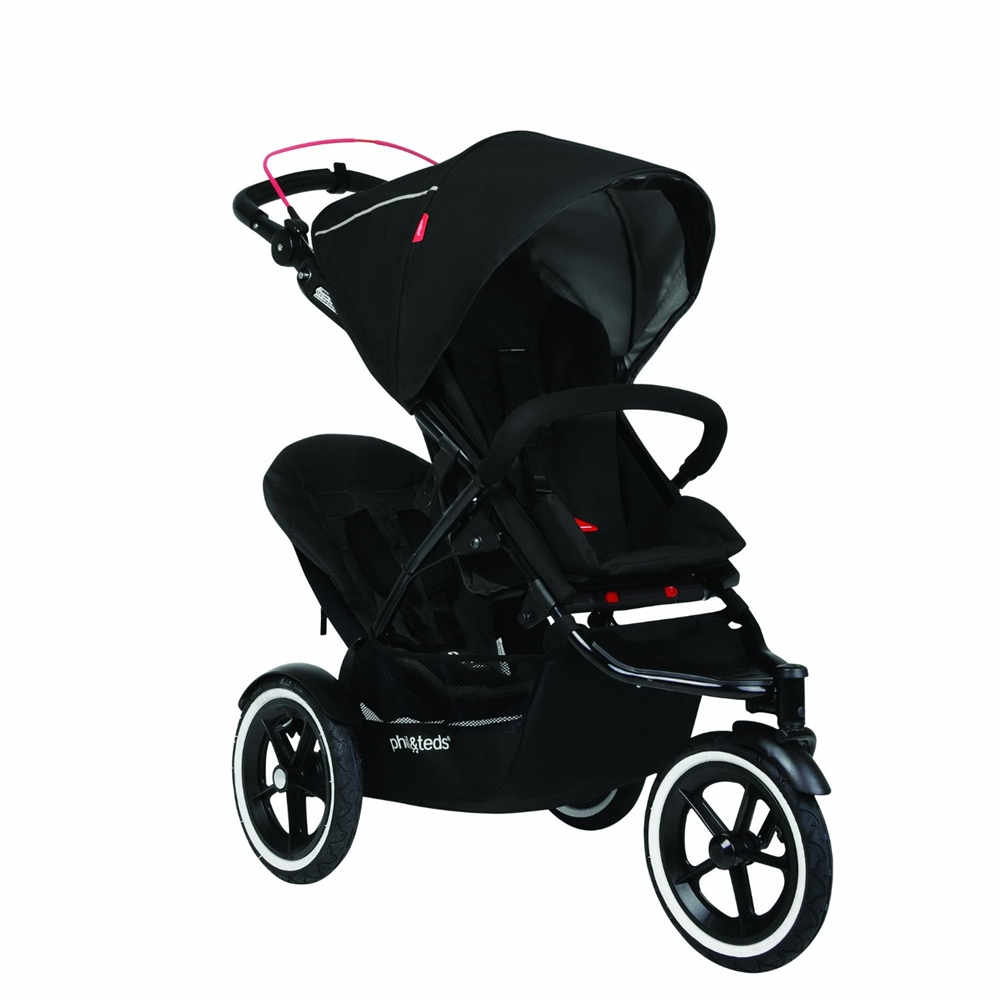PHIL&TEDS Phil & Teds Navigator Buggy Stroller with Doubl...