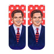 Marco Rubio Republican Ankle Socks