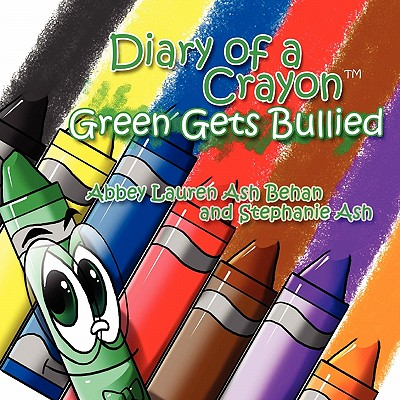 Diary of a Crayon (Green Gets Bullied)
