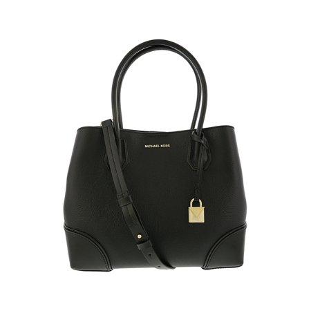 Michael Kors Women's Medium Leather Mercer Satchel Top-Handle Bag - (Michael Kors Children)
