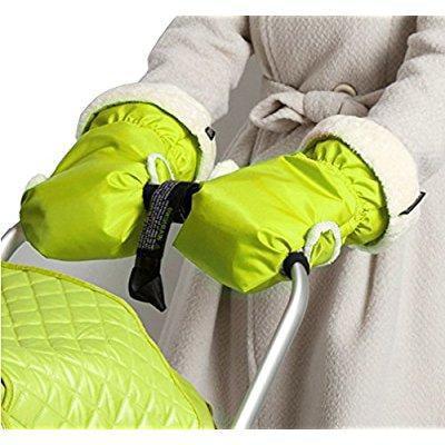 manito stroller hand muff (green)