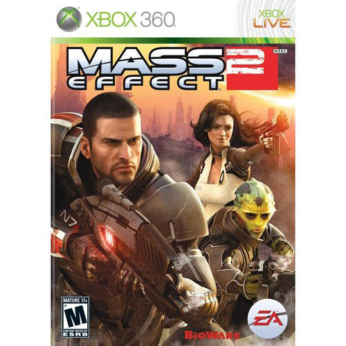 Mass Effect 2 (Xbox 360) - Pre-Owned