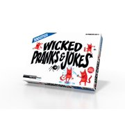 Wicked Pranks & Jokes Set from Marvin's Magic