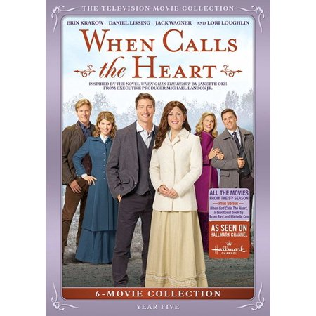 - When Calls the Heart: The Television Movie Collection Year Five (DVD)