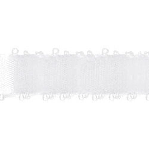 "Offray Feather Edge Satin Ribbon, 3/8"" x 18'"