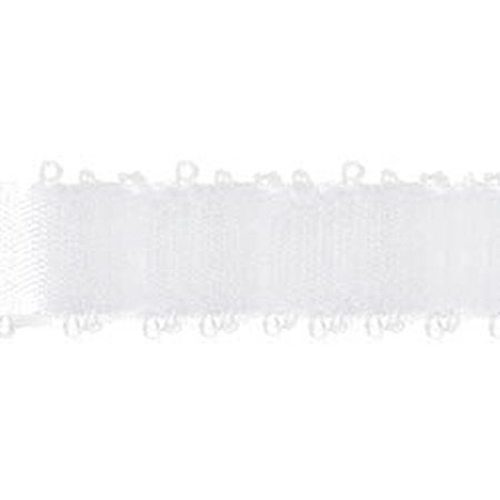 "Offray Feather Edge Satin Ribbon, 3/8"" x 18"