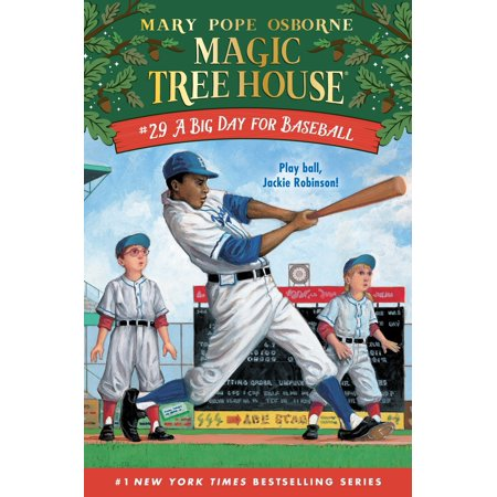 A Big Day for Baseball (Hardcover) - Big Day