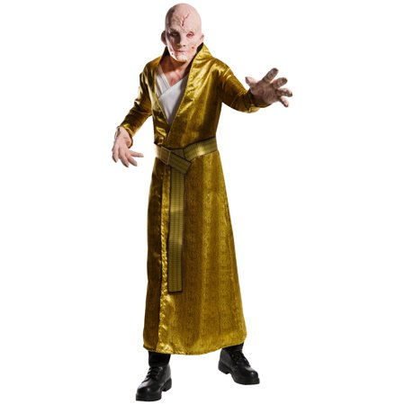 Star Wars Episode VIII - The Last Jedi Deluxe Men's Supreme Leader Snoke Costume (Supreme Costume)