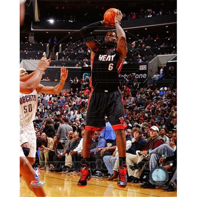Photofile PFSAAOL02401 LeBron James 2011-12 Action Poster by Unknown -8. 00 x 10. 00