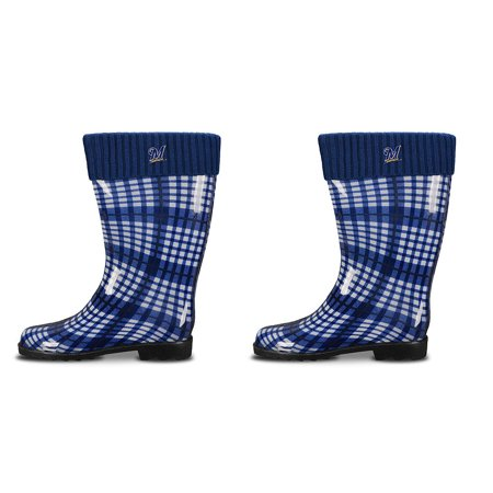 Image of Milwaukee Brewers Women's Rain Boots