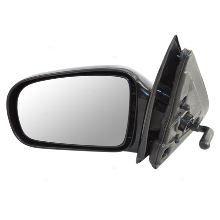 Drivers Manual Remote Side View Mirror Replacement for Chevrolet Cavalier Pontiac Sunfire 10362467