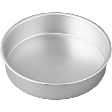 Wilton Performance Pans Aluminum Round Cake Pan, 8 in.