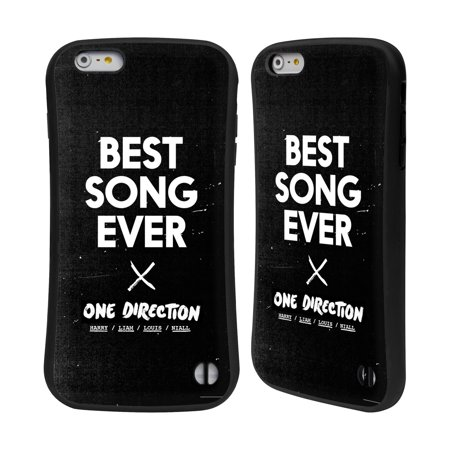 OFFICIAL ONE DIRECTION MIDNIGHT MEMORIES HYBRID CASE FOR APPLE IPHONES