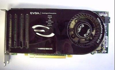 evga 640 P2 N821 BE EVGA GeForce 8800 GTS 640MB PCIe Dual DVI Video Card 640-P2-N821-AR 640 P2 N821 BE