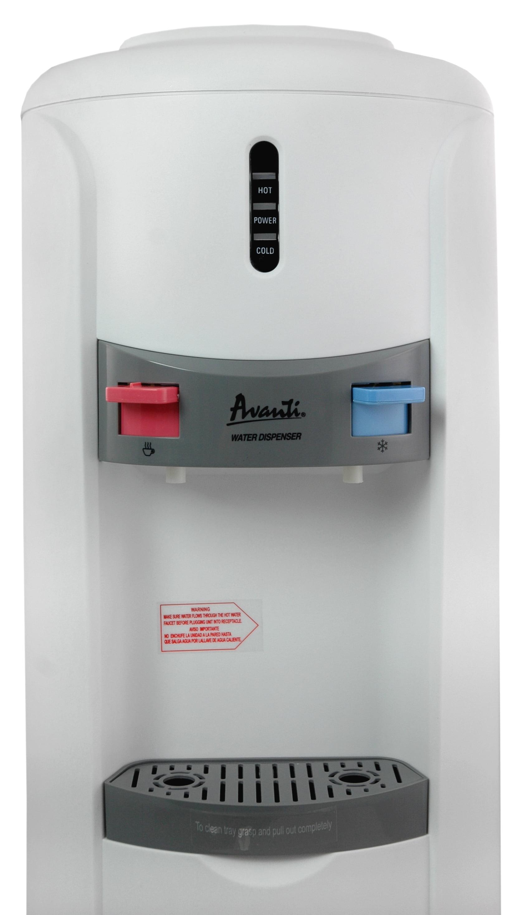 Avanti Hot U0026amp; Cold Water Dispenser   Walmart.com