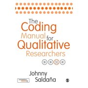 The Coding Manual for Qualitative Researchers (Hardcover)