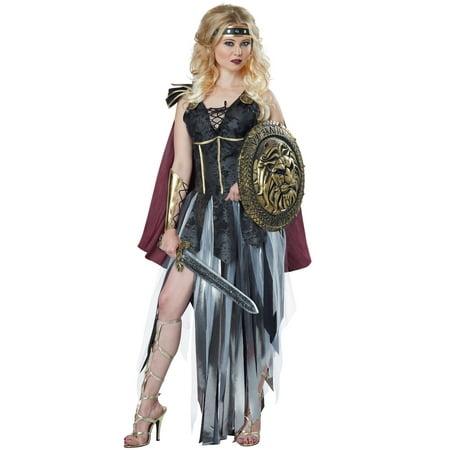 Glamorous Gladiator Adult Costume