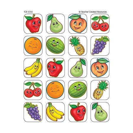 Teacher Created Resources 5755 Fruits Autocollants - image 1 de 1