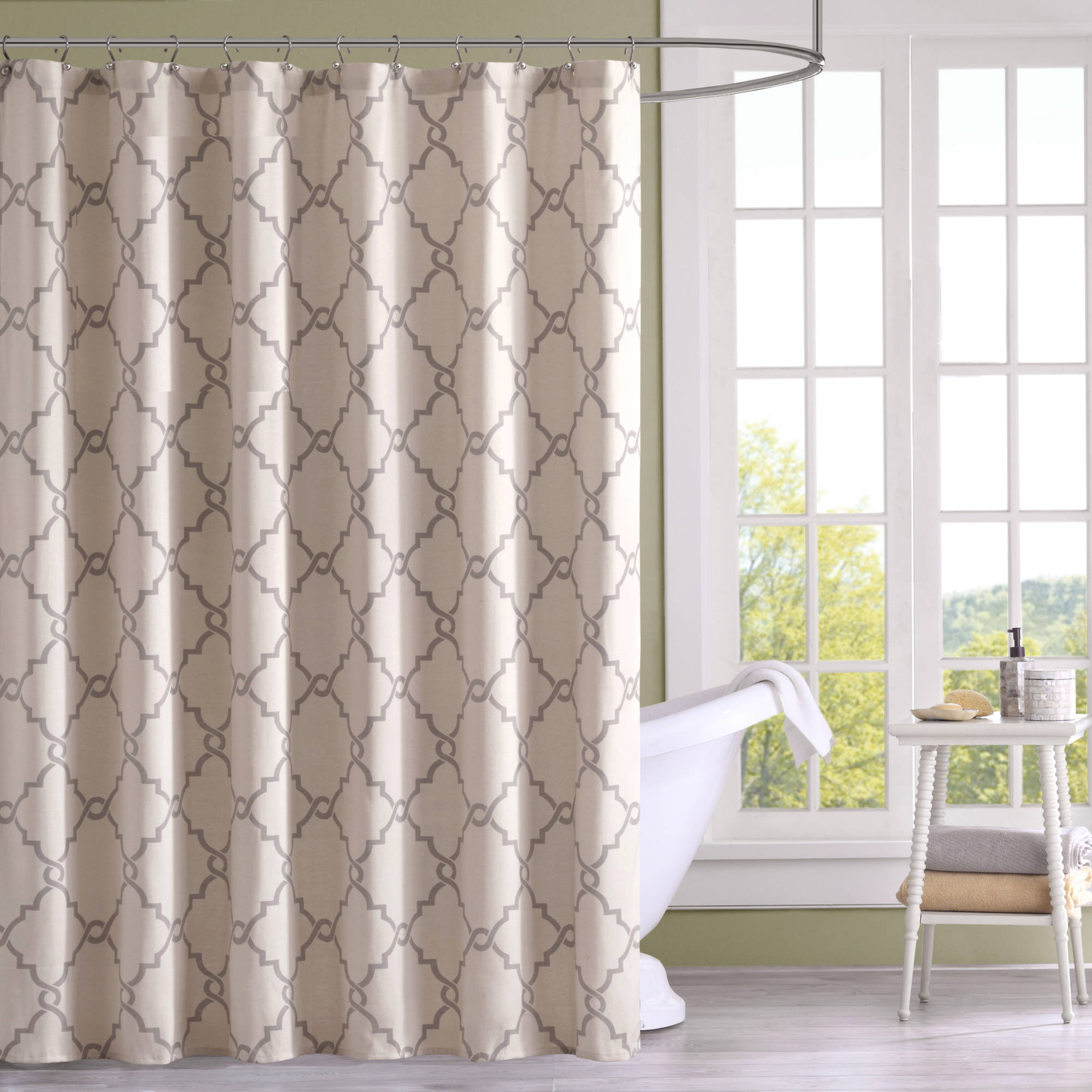 Home Essence Sereno Shower Curtain