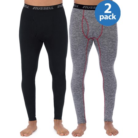 Buy 2 Russell Mens L2 Active BaseLayer Thermal Pant, and Save!