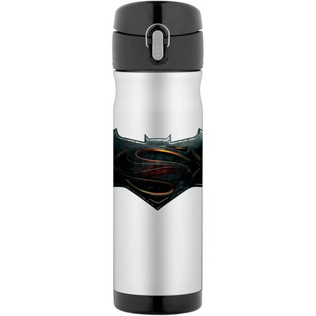 Thermos 16 Ounce Vacuum Insulated Stainless Steel Direct Drink Beverage