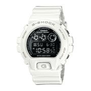 Casio Men's G-Shock Digital Quartz 200M WR Shock Resistant Watch Color: White (DW-6900NB-7)