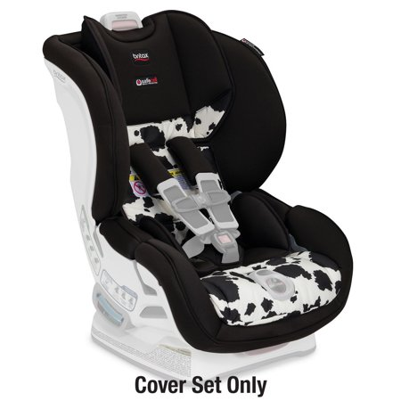 britax marathon clicktight convertible cover set cowmooflage. Black Bedroom Furniture Sets. Home Design Ideas