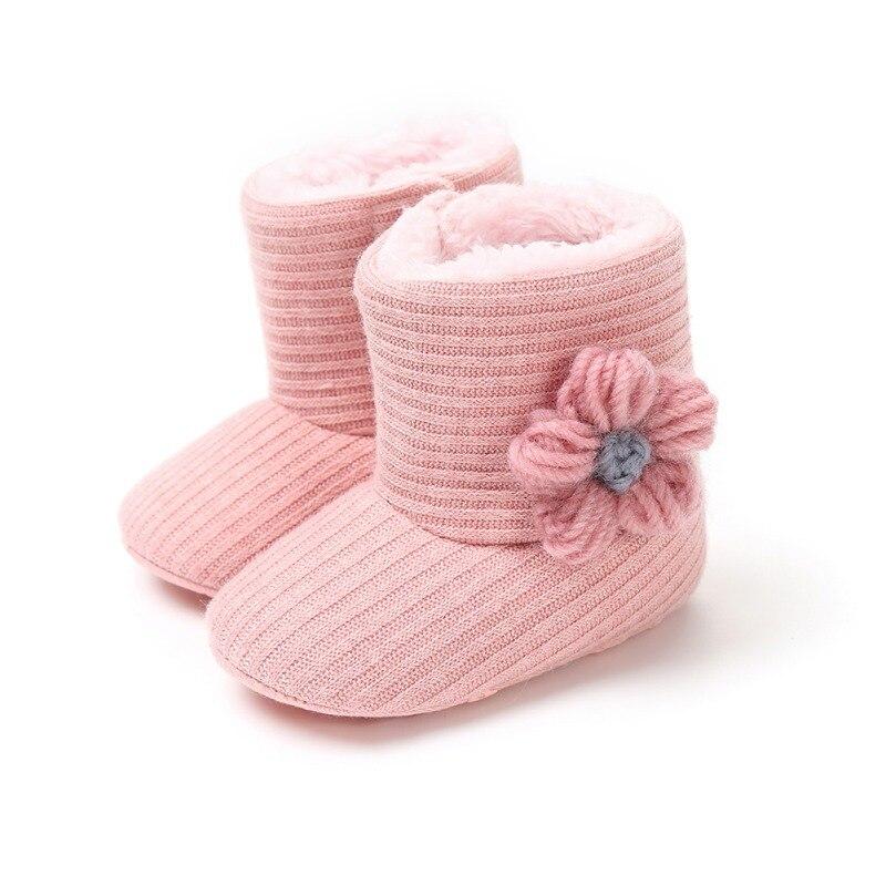 Leftwind Baby Boots Newborn Plus Velvet