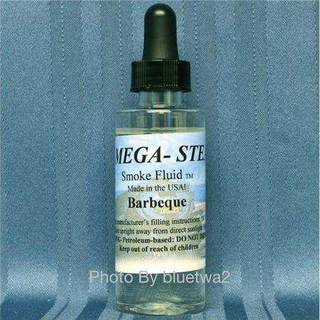 Mega-Steam MEG40 BBQ Scent Smoke Fluid