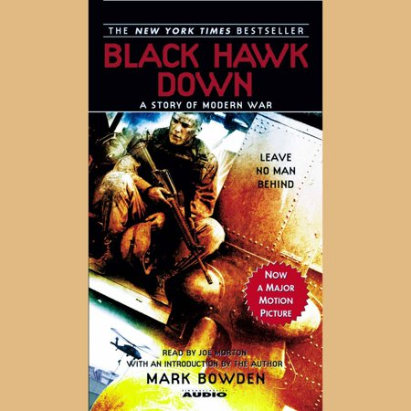 Black Hawk Down - Audiobook