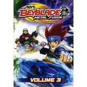 Beyblade: Metal Fusion: Volume 3 (DVD)