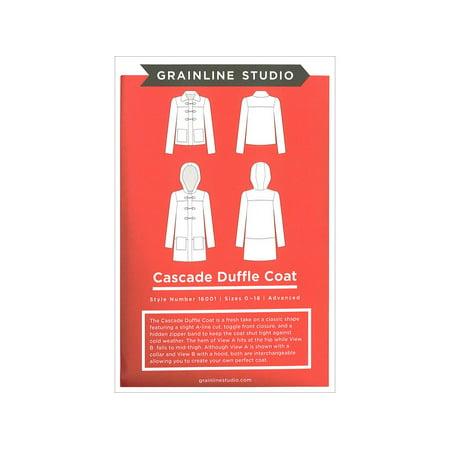 - Grainline Studio Cascade Duffle Coat Ptrn