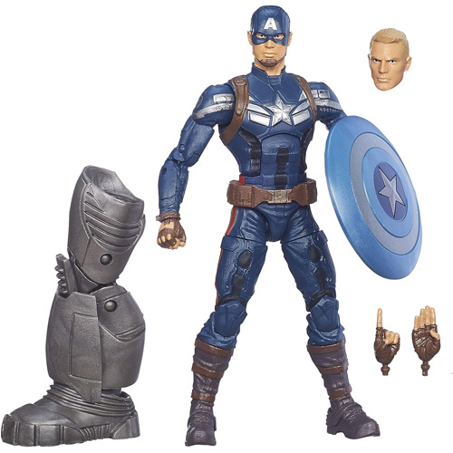 Captain America Marvel Legends Captain America Figure