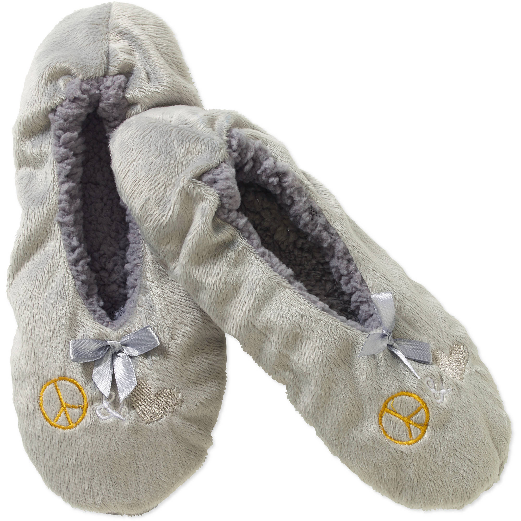 "Skidder Womens' ""sayings"" Slipper With G"