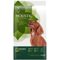 Holistic Select Natural Dry Dog Food, Lamb Meal Recipe, 30-Pound Bag