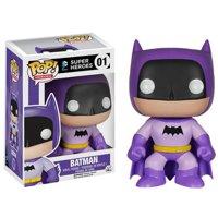 Batman 75th Anniversary Purple Rainbow Batman Pop! Vinyl Figure - Entertainment Earth Exclusive
