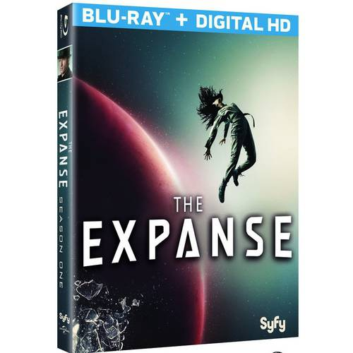The Expanse: The Complete First Season (Blu-ray + Digital HD)