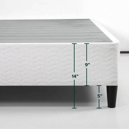 Spa Sensations By Zinus 9 Quot Standing Smart Box Spring Bed