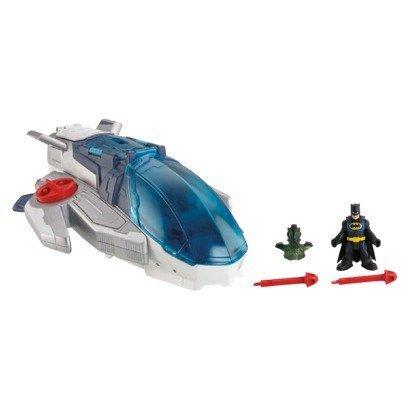 Fisher-Price Imaginext Justice League Javelin & Batman (Storm Javelin)