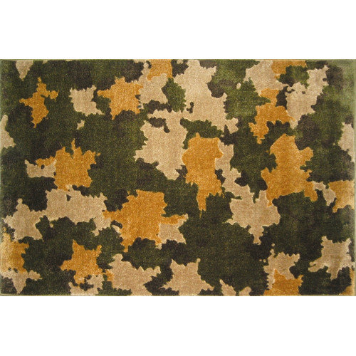 Fun Rugs Supreme Camouflage Area Rug