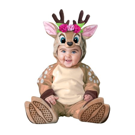 Inflatable Deer Costume (Darling Deer Infant Costume)