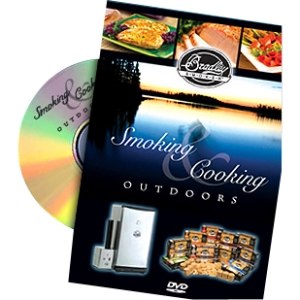 Bradley Smoker Smoking Food DVD