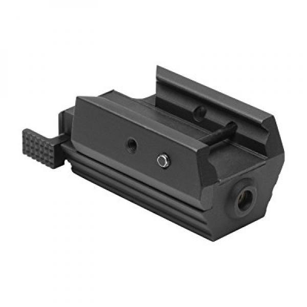 NcStar Mini Low Profile Laser Sight, Black