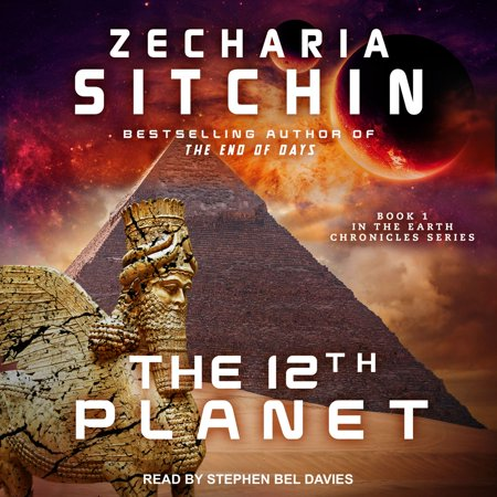 The 12th Planet - Audiobook
