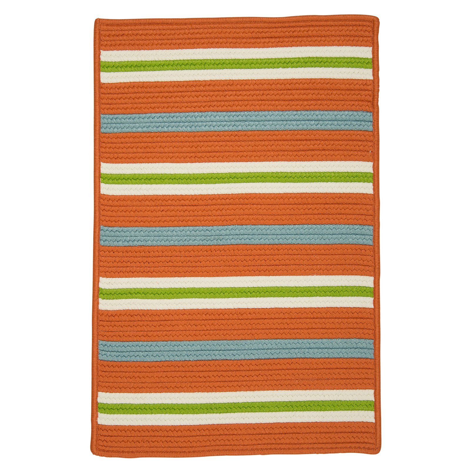 Colonial Mills Painter Stripe Indoor / Outdoor Area Rug