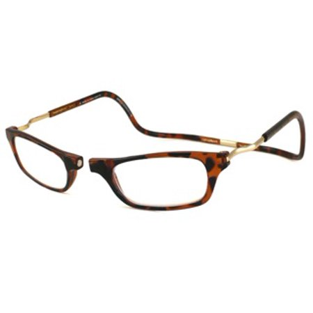 Clic Readers Reading Glasses Clic Readers Expandable Tortoise (Clic Readers)